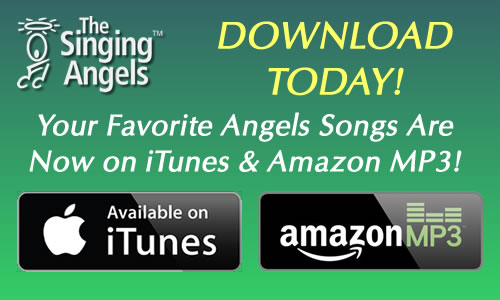 The Singing Angels on iTunes and Amazon mp3